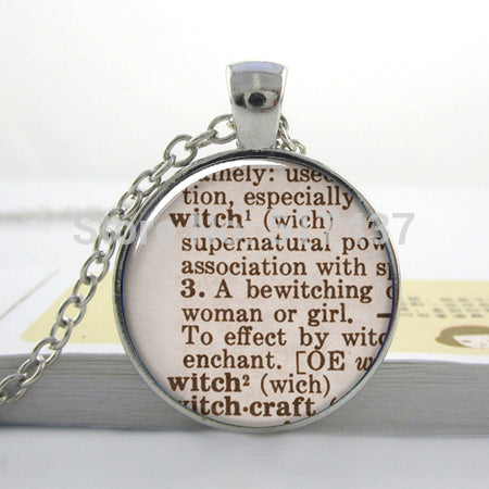 Define A Witch Necklace