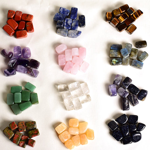 Assorted Tumbled Stones
