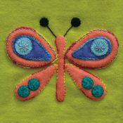 Sue Spargo - Butterfly Block