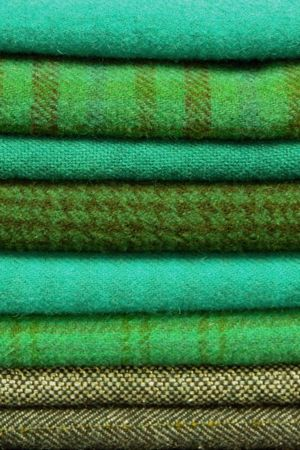 SS - Hand-Dyed Wool Texture Pack - Amazon Green