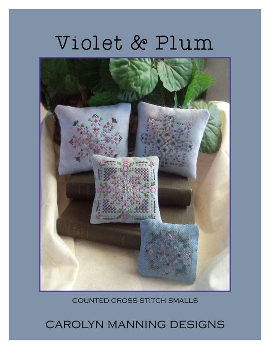 CM - Violet and Plum