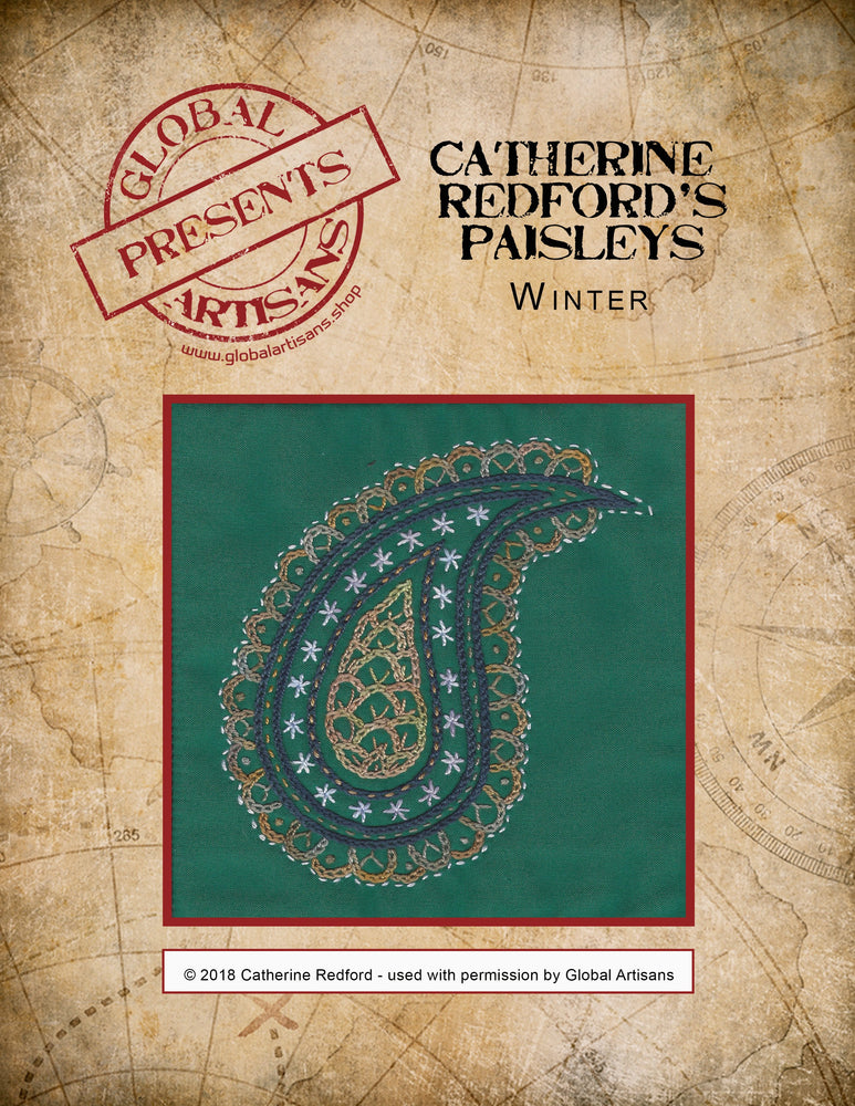 Catherine Redford's Perfectly Paisley - Winter