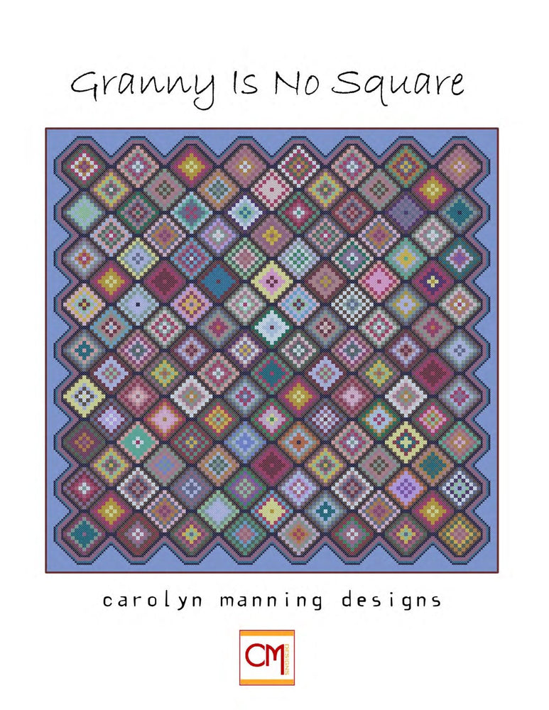 Carolyn Manning - Granny Is No Square