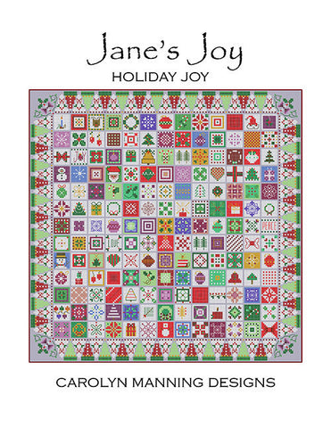 Carolyn Manning - Jane's Joy - Holiday Joy