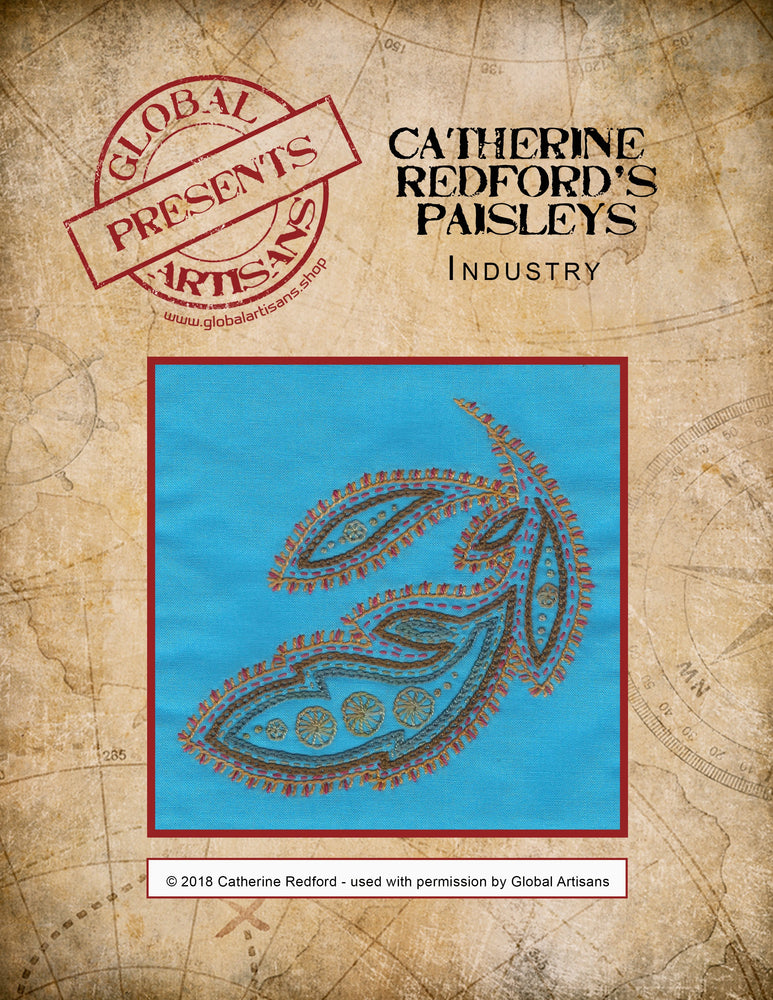 Catherine Redford's Perfectly Paisley - Industry