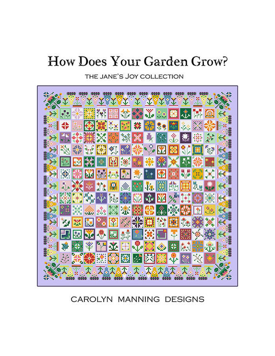CM - Jane's Joy - How Does Your Garden Grow?