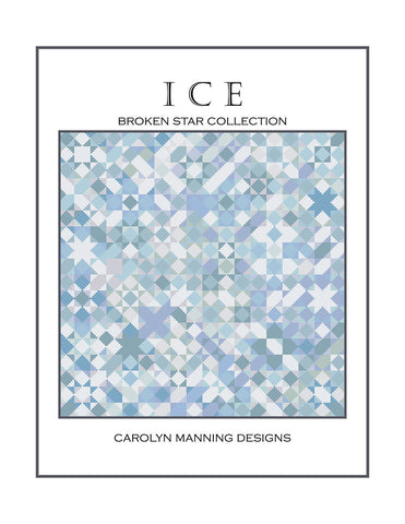 Carolyn Manning - Broken Star Collection - Ice