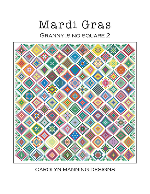 Carolyn Manning - Granny Is No Square 2 - Mardi Gras