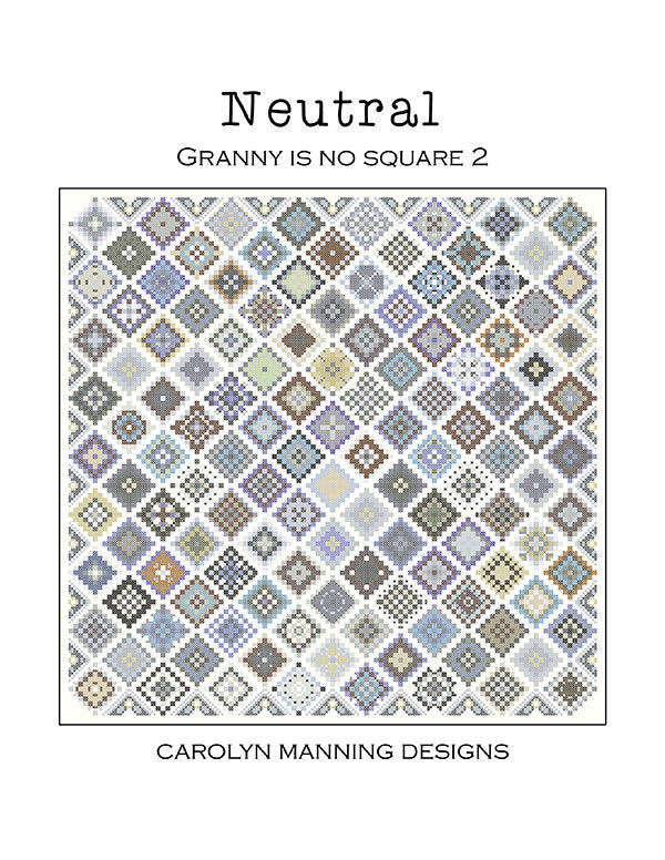 Carolyn Manning - Granny Is No Square 2 - Neutral