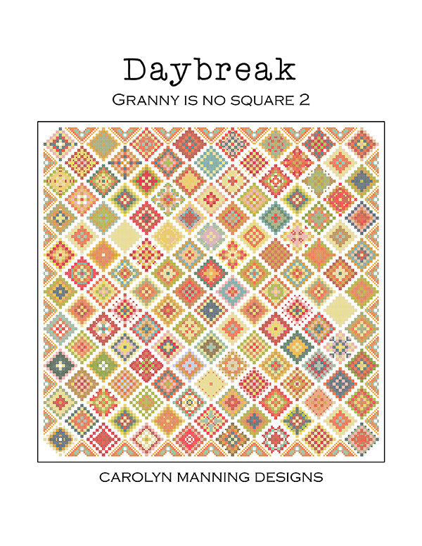 Carolyn Manning - Granny Is No Square 2 - Daybreak