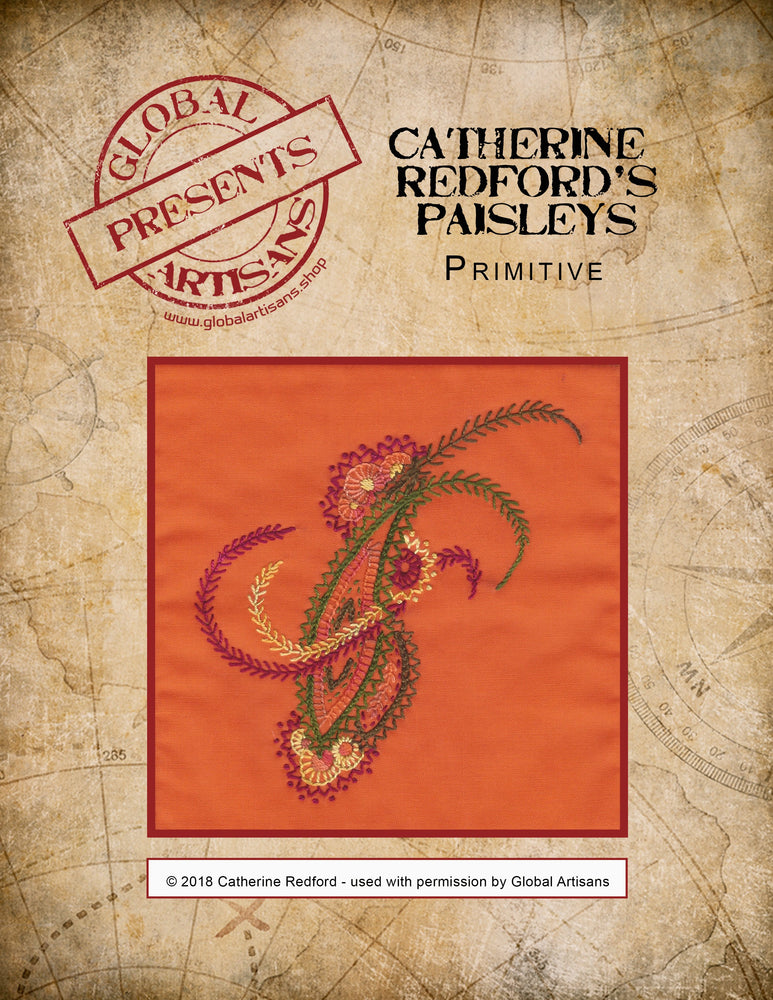 Catherine Redford's Perfectly Paisley - Primitive