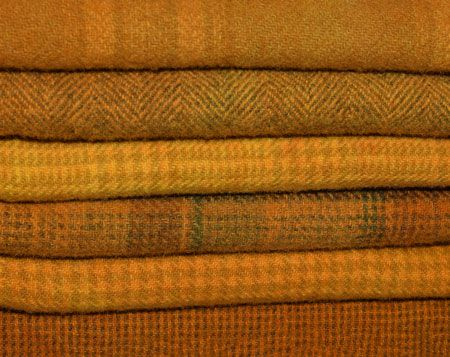 SS - Hand-Dyed Wool Texture Pack - Butternut