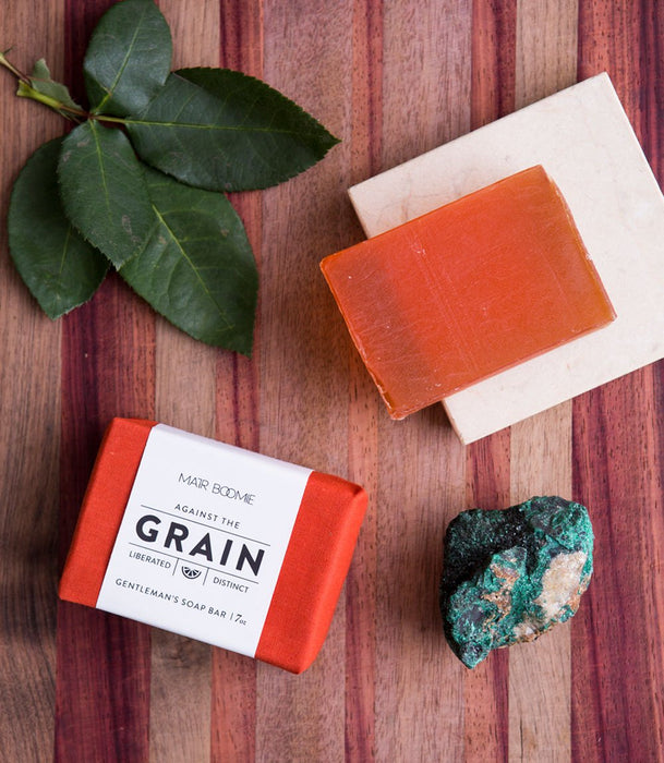 MB - Gentleman's Soap - Grain