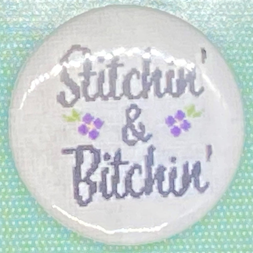 ZD - Needle Nanny - Stitchin' and Bitchin'