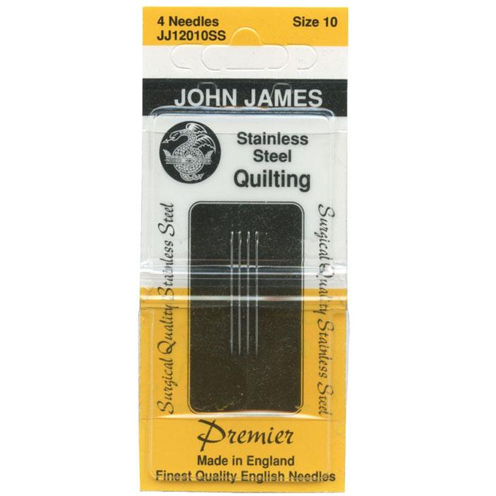 CN - JJ  - Quilting - Stainless Steel