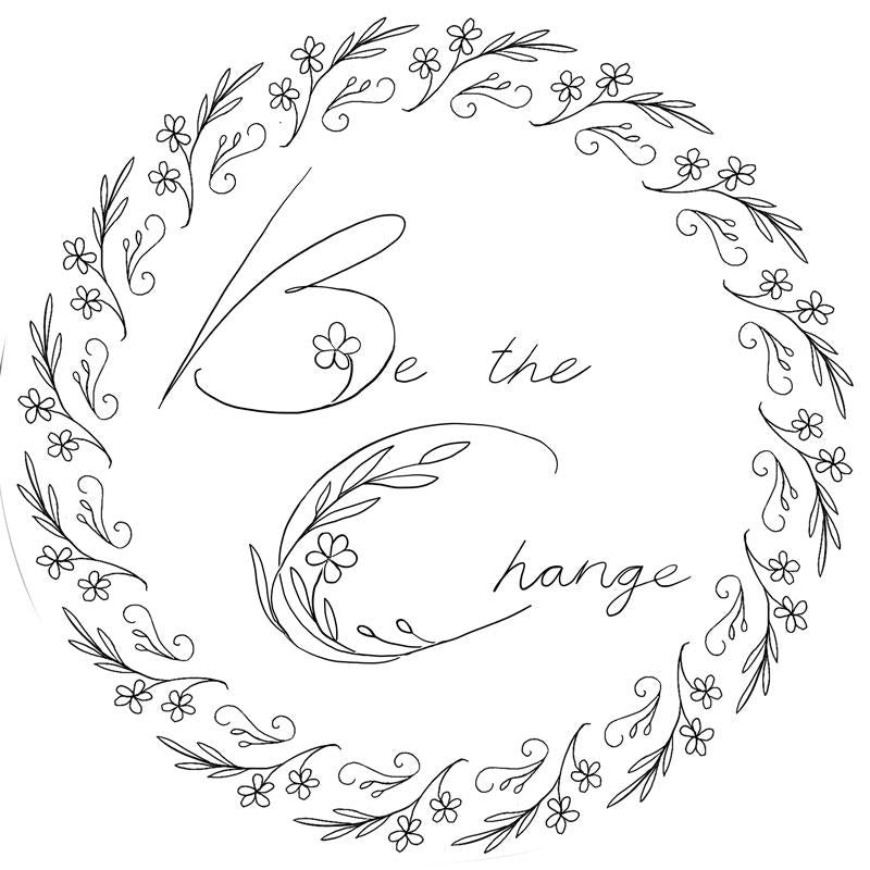 Lyric Kinard - Words of Hope - Be The Change