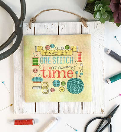 TM - One Stitch at a Time