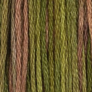 HofE - Stranded Cotton - 004A - Fern