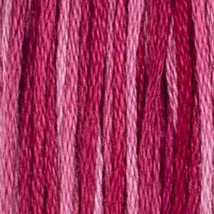HofE - Stranded Cotton - 045A - Wine Glow