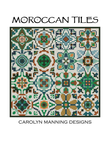 Carolyn Manning - Moroccan Tiles
