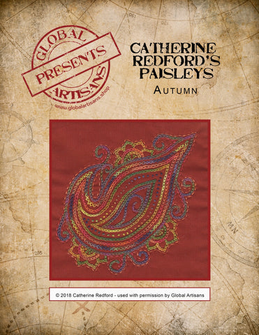 Catherine Redford's Perfectly Paisley - Autumn