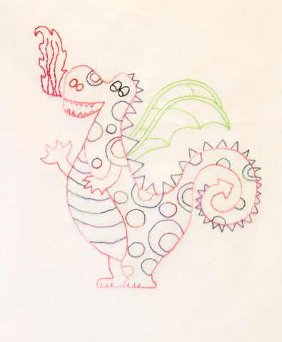 Sue Bleiweiss - Donald Dragon