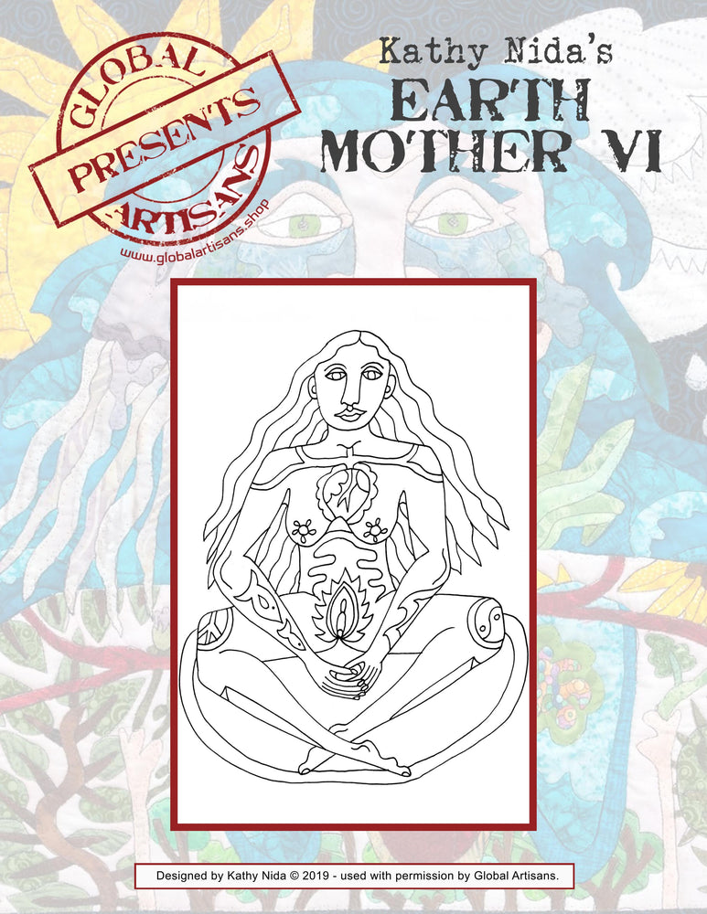 Kathy Nida's - Earth Mother VI