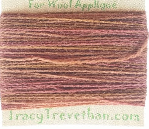 TT - Wool Thread - Dark Earth