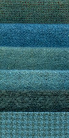 SS - Hand-Dyed Wool Texture Pack - Tidal Wave