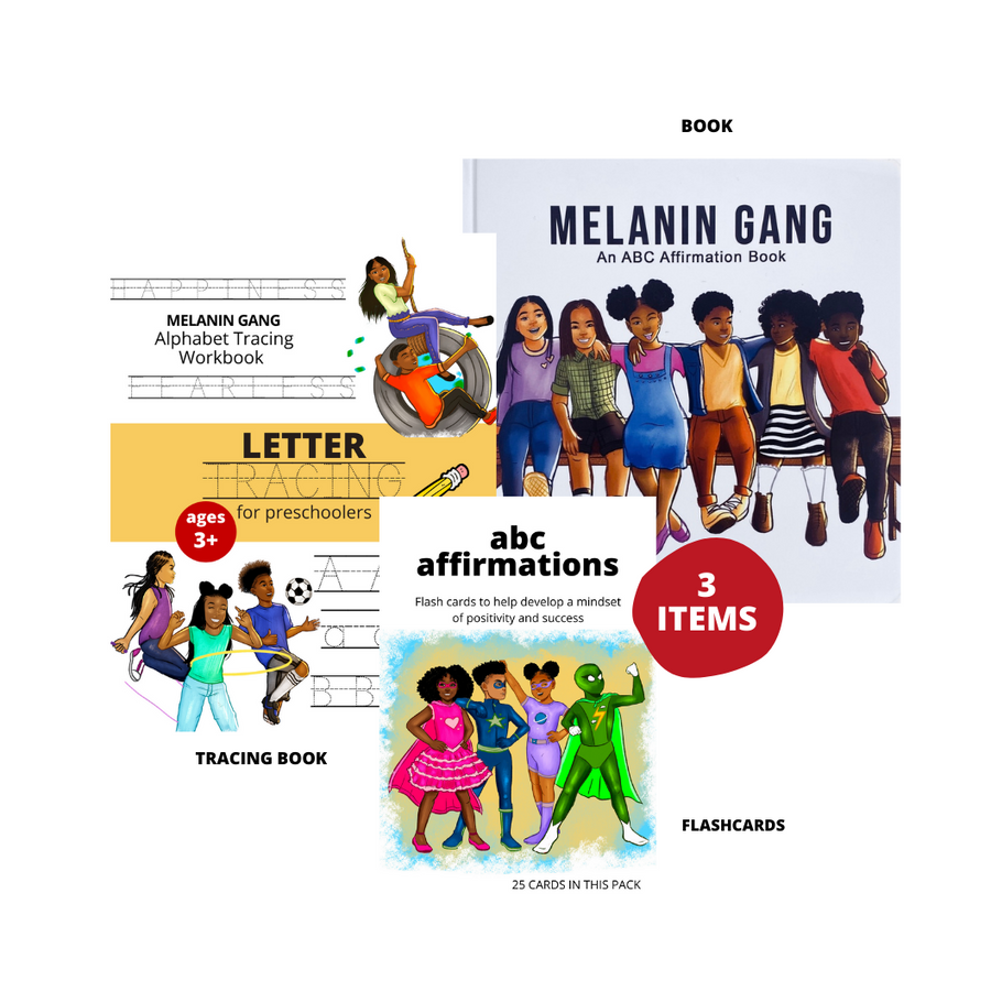 Melanin Gang Early Learners Bundle