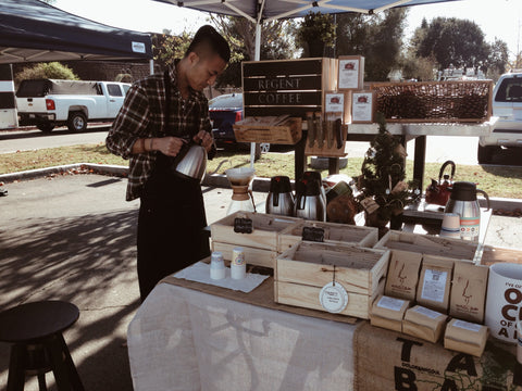 Regent-coffee-farmers-market-glendale-california