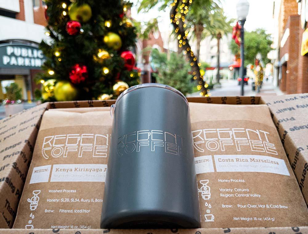 Regent Coffee Holiday Bundle - Best coffee roasters in California