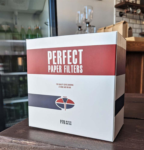 Saint Anthony Industries Perfect Paper Filters - Regent Coffee Roasters Glendale, California
