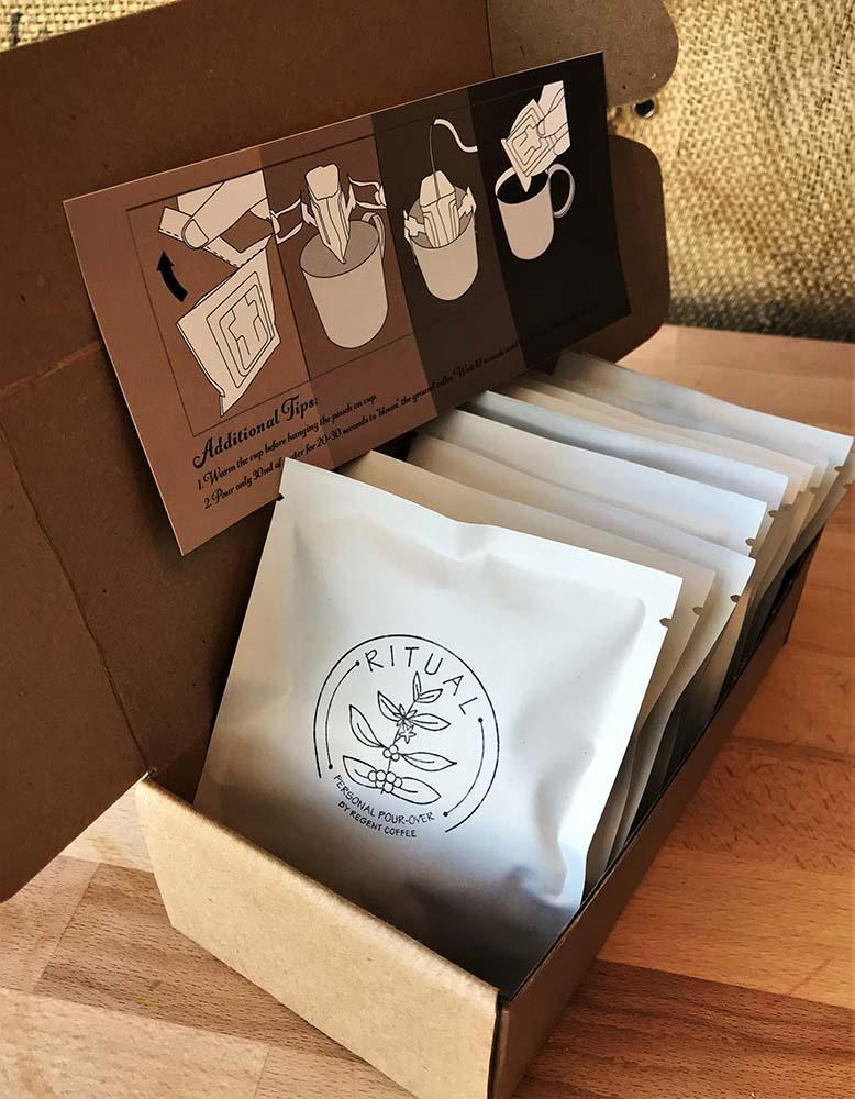 Blossom Blend | Portable Pour Over Coffee - Regentcoffee-roaster-glendale-california