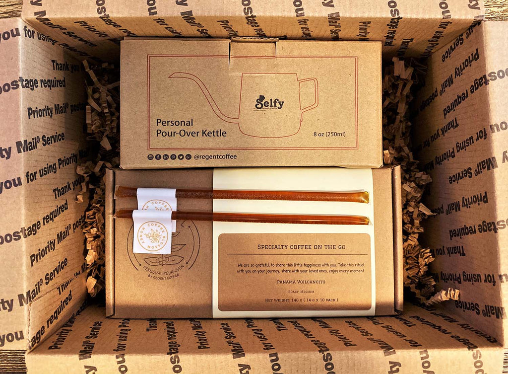 Pour-Over Event Box