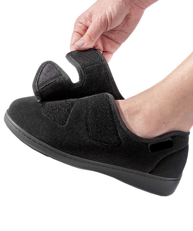 Womens Indoor / Outdoor Shoes / Slippers - Extra Extra Wide / Deep