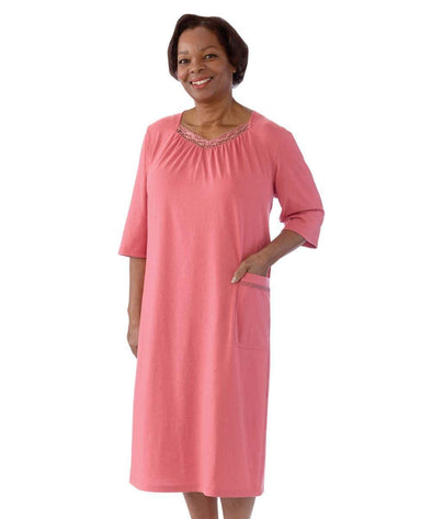 Women's Hospital Nursing Home Adaptive Patient Gowns