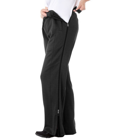 Mens Zipper Tearaway Pants For Arthritis, Catheters & Paralysis - Adaptive Clothing Canada
