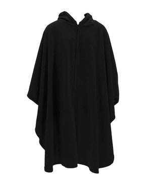 Mens - Womens Adaptive Fleece Wheelchair Cape - Adaptive Clothing Canada