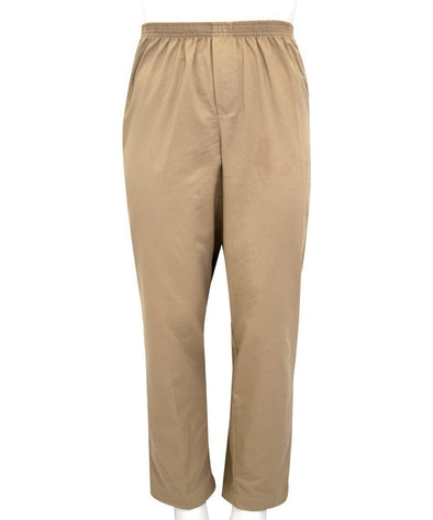 Full Elastic Waist Pants For Men - Pull On Cotton Rugger Pants - High Waisted and  Wide Leg Pants - Adaptive Clothing Canada