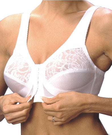 Glamorise Plus Bras Front Closing Arthritic Full Support Bras - Adaptive Clothing Canada
