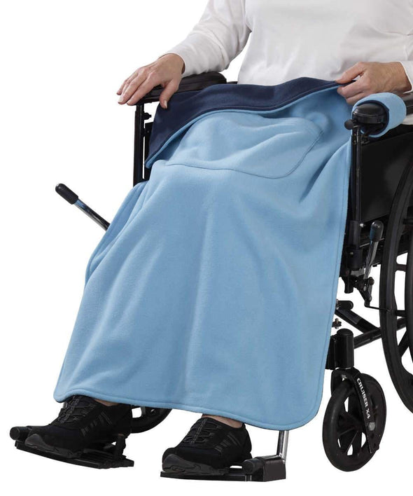 Lapwrap Wheelchair Blanket Cover For Women & Men - Adaptive Clothing Canada