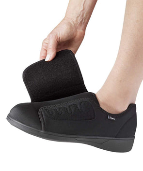 Extra Wide Extra Deep Shoes For Women - Slip Resistant Lightweight Comfortable Shoes - Adaptive Clothing Canada