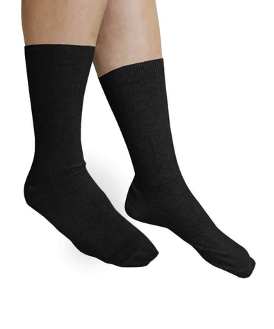 Pack Of 3 Soft And Comfy Orlon Knee Socks - Adaptive Clothing Canada