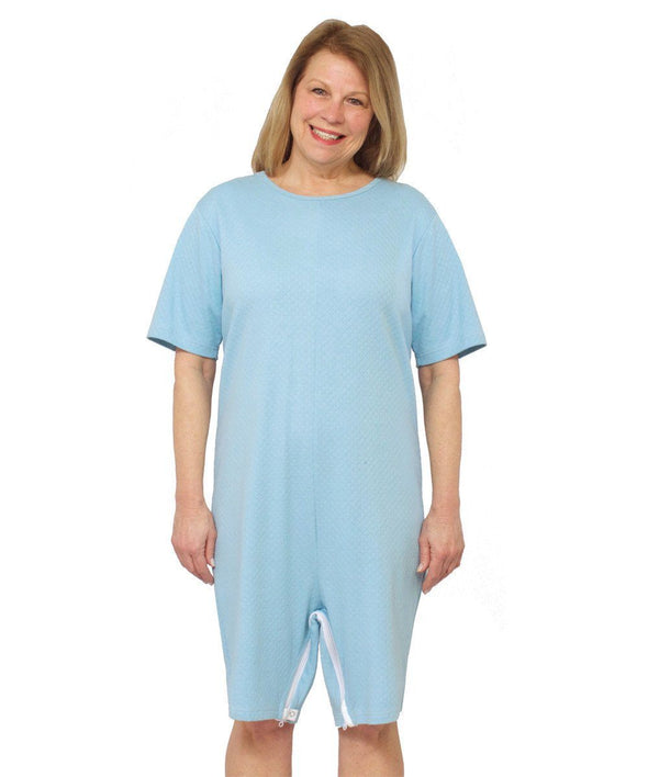 Incontinence - Dignity Suit for Homecare & Nursing Home Dementia Patients - Adaptive Clothing Canada