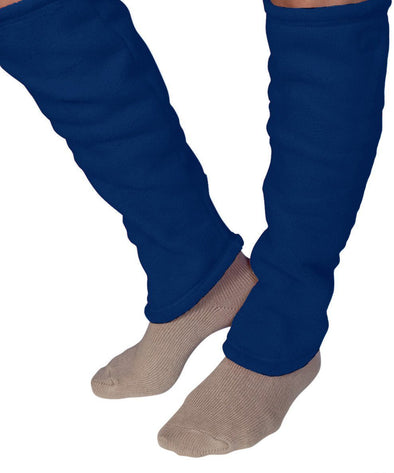 Women's Cozy Leg Warmers -  Ankle Warmers - Leg Protection - Adaptive Clothing Canada