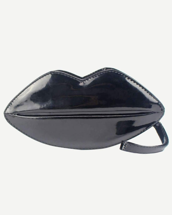 Lips Shinny Crossbody Novelty Bag | Flirtyfull.com