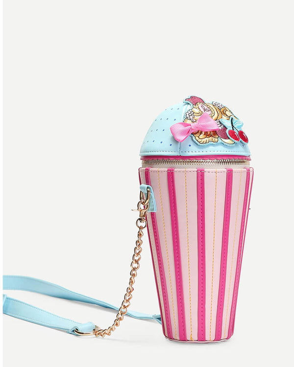 Fruit Ice Cream Novelty Crossbody Bag | Flirtyfull.com