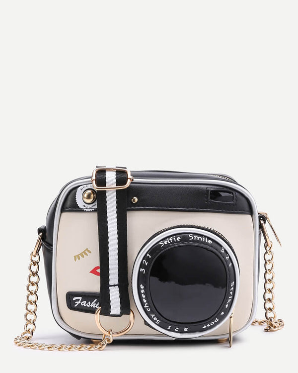 Camera Shape Crossbody Messenger Kawaii Bag | Flirtyfull.com