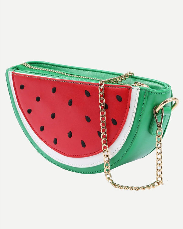 Mini Watermelon Crossbody Novelty Bag | Flirtyfull.com